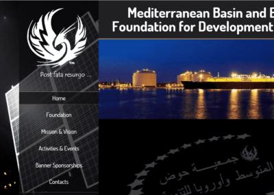 MBEFD.eu - ho realizzato questo sito per la fondazione in Libano: Mediterranean Basin and Europe Foundation for Development (MBEFD). Ho utilizzato HTML 5, Css3 e Jquery